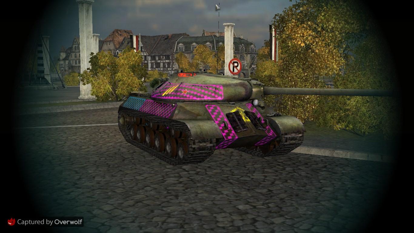 сюжетно-ролевые фото танков с зонами пробития новичков