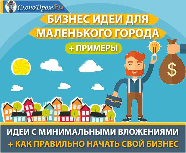 Сферы малого бизнеса – 40 идей малого бизнеса в сфере услуг (окупается быстро!)
